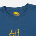 Fjallraven Keep Trekking Men's T-shirt Navy photo- 1