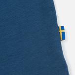 Мужская футболка Fjallraven Keep Trekking Navy фото- 3