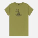 Мужская футболка Fjallraven Keep Trekking Willow фото- 0