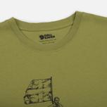 Мужская футболка Fjallraven Keep Trekking Willow фото- 1