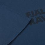 Мужская футболка Fjallraven Logo Blueberry фото- 3
