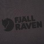 Мужская футболка Fjallraven Logo Dark Grey фото- 2