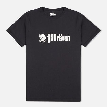 Мужская футболка Fjallraven Retro Dark Grey