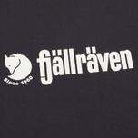 Мужская футболка Fjallraven Retro Dark Grey фото- 2
