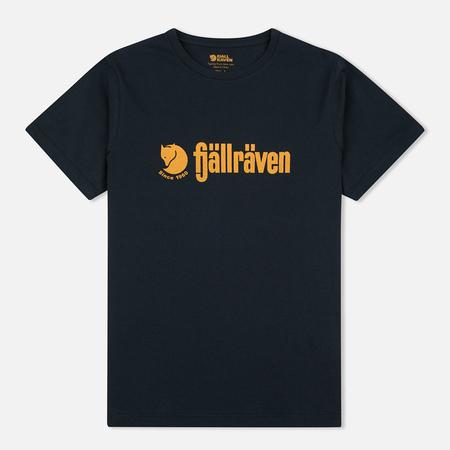 Мужская футболка Fjallraven Retro Dark Navy
