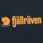 Мужская футболка Fjallraven Retro Dark Navy фото- 2