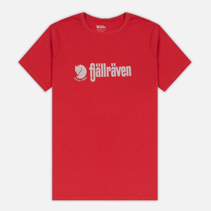 Мужская футболка Fjallraven Retro Red