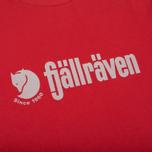 Мужская футболка Fjallraven Retro Red фото- 2