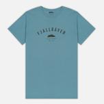 Мужская футболка Fjallraven Trekking Equipment Creek Blue фото- 0