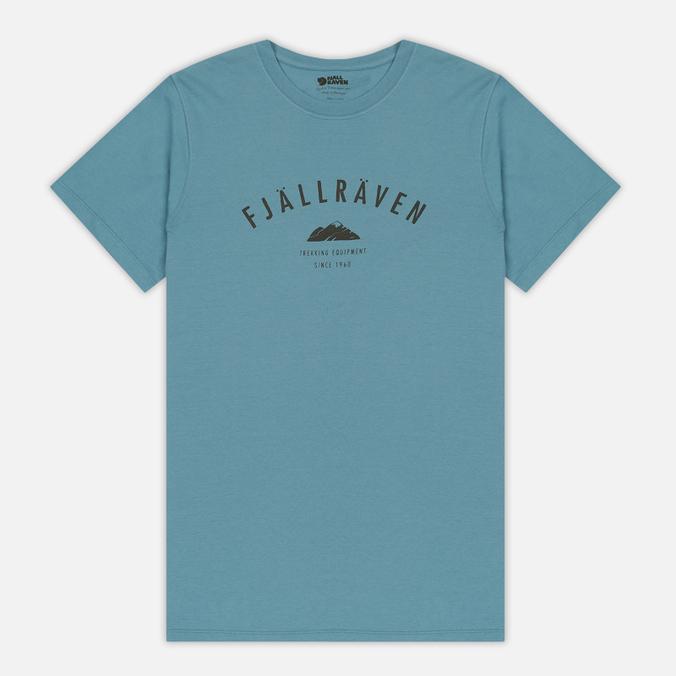 Мужская футболка Fjallraven Trekking Equipment Creek Blue