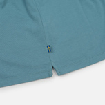 Мужская футболка Fjallraven Trekking Equipment Creek Blue фото- 3