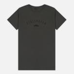 Мужская футболка Fjallraven Trekking Equipment Mountain Grey фото- 0