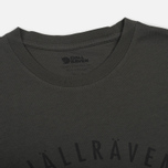 Мужская футболка Fjallraven Trekking Equipment Mountain Grey фото- 1