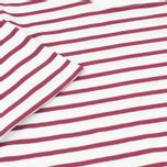 Мужская футболка Fred Perry Breton Stripe Porcelain фото- 3