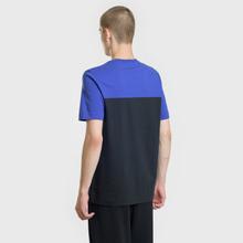 Мужская футболка Fred Perry Graphic Colour Rich Blue фото- 2