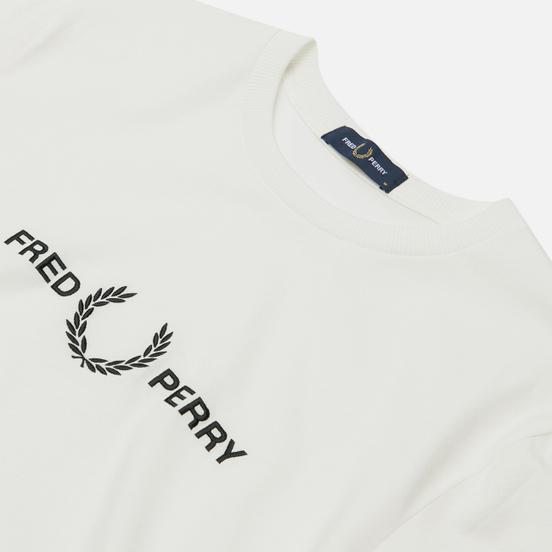 Мужская футболка Fred Perry Graphic Snow White