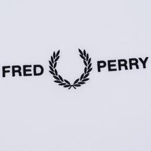 Мужская футболка Fred Perry Graphic White фото- 2