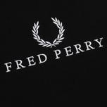 Мужская футболка Fred Perry Monochrome Tennis Black фото- 2