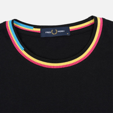 Мужская футболка Fred Perry Process Colour Black фото- 1