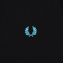 Мужская футболка Fred Perry Process Colour Black фото- 2