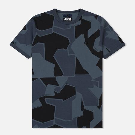 Мужская футболка Fred Perry Ringer Arktis Airforce Camo