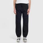 Мужские брюки Carhartt WIP Marshall Jogger 6.5 Oz Black Rinsed фото- 6