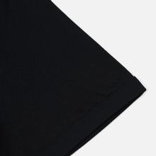 Мужская футболка Fred Perry Ringer Black/Black фото- 3