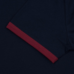 Мужская футболка Fred Perry Ringer Carbon Blue/Red фото- 3
