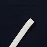 Мужская футболка Fred Perry Ringer Crew Neck Carbon Blue фото- 3