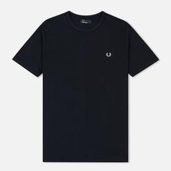 Мужская футболка Fred Perry Ringer Navy