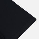 Мужская футболка Fred Perry Ringer Navy фото- 3