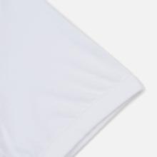 Мужская футболка Fred Perry Ringer White/White фото- 3