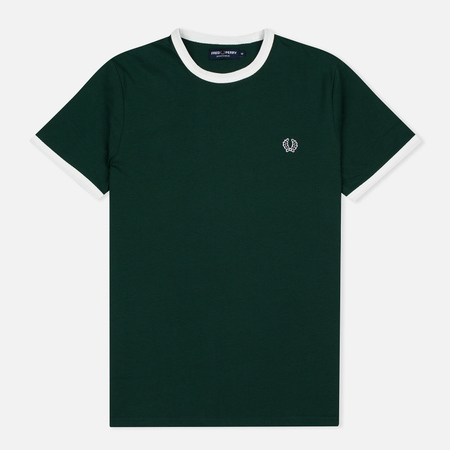 Fred Perry Sports Authentic Ringer Men's T-Shirt Ivy