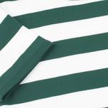 Мужская футболка Fred Perry Striped Ringer Ivy фото- 3