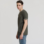 Мужская футболка Fred Perry Twin Tipped Forest Night фото- 2