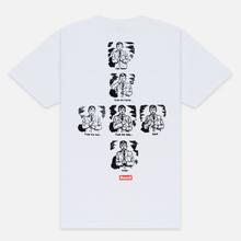 Мужская футболка Fuct Amen White фото- 3