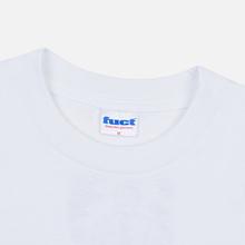 Мужская футболка Fuct Amen White фото- 2