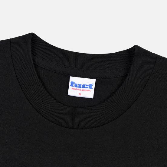 Мужская футболка Fuct Flying V Black