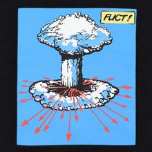 Мужская футболка Fuct Mushroom Nuke Black фото- 2