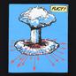 Мужская футболка Fuct Mushroom Nuke Black фото - 2