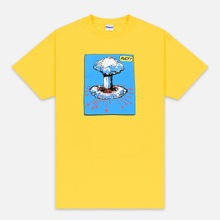 Мужская футболка Fuct Mushroom Nuke Gold фото- 0