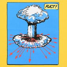 Мужская футболка Fuct Mushroom Nuke Gold фото- 2