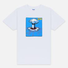 Мужская футболка Fuct Mushroom Nuke White фото- 0