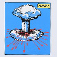 Мужская футболка Fuct Mushroom Nuke White фото- 2