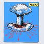 Мужская футболка Fuct Mushroom Nuke White фото - 2