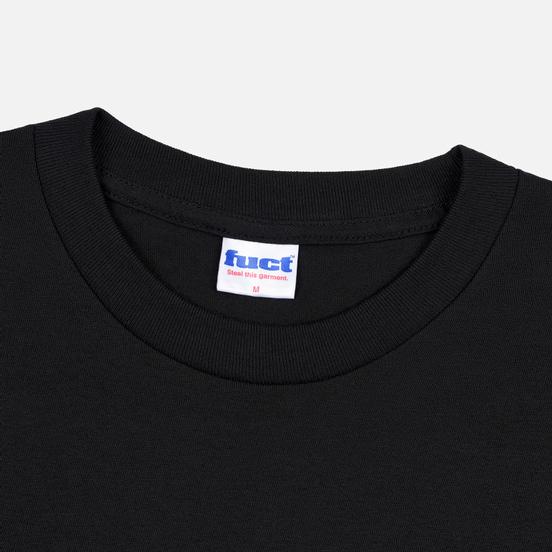 Мужская футболка Fuct Nappi Can Black