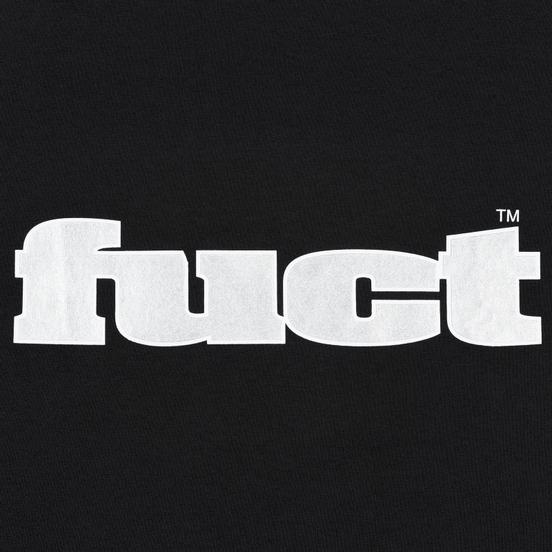 Мужская футболка Fuct OG Outline Black