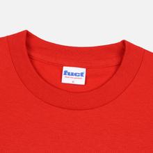 Мужская футболка Fuct OG Outline Red фото- 1