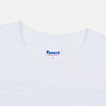 Мужская футболка Fuct Pulled Over White фото- 1