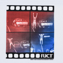 Мужская футболка Fuct Pulled Over White фото- 2